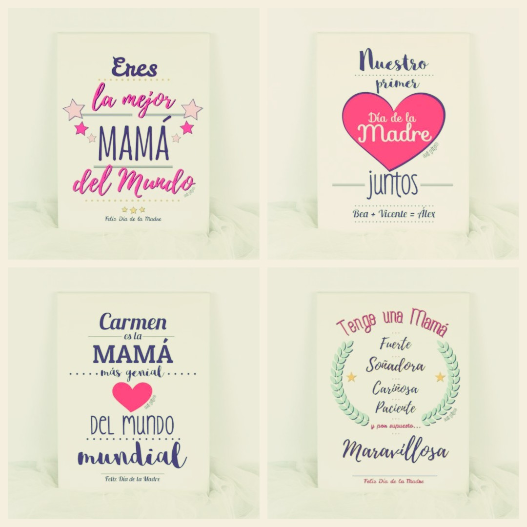 LIenzos dia de la madre